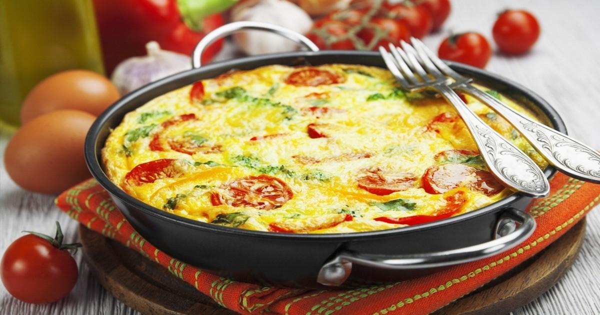 Фриттата, итальянскийомлет — мой любимый завтрак