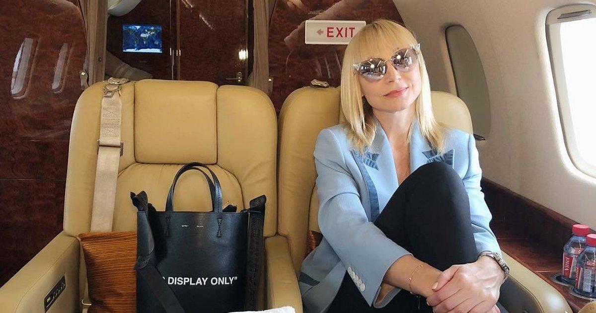 Подробности запутанной истории: Кристину Орбакайте обвиняют в желании эмигрировать