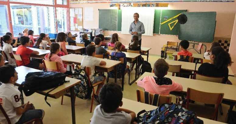 У французских школьников жизнь совсем другая