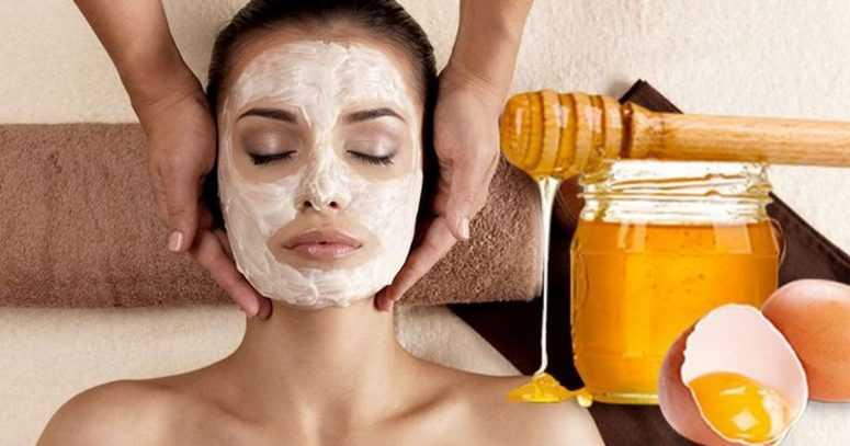 Маска для лица уберет отеки, морщины и оживит кожу