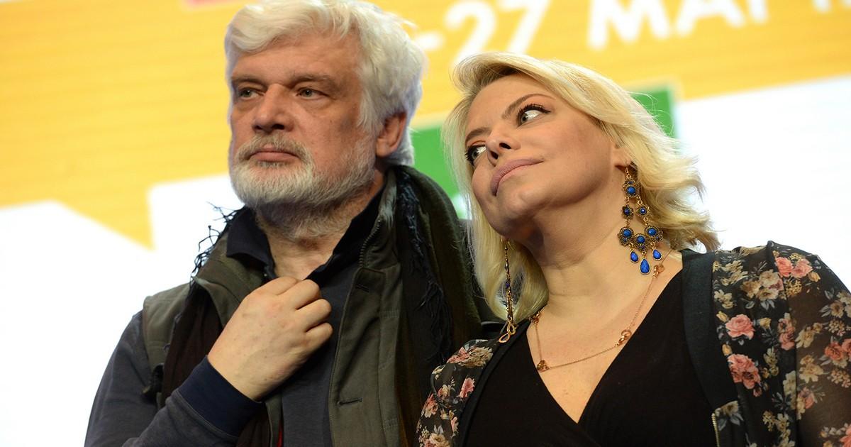 Актёр Дмитрий Брусникин и единственная женщина его жизни