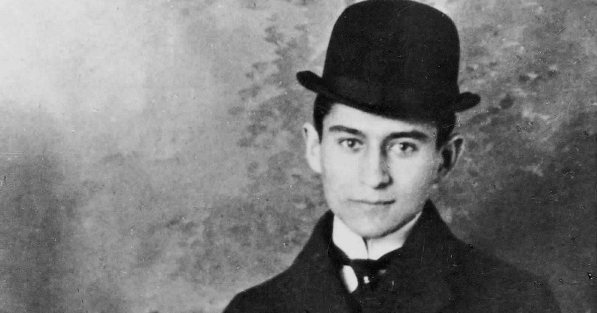 Мудрые цитаты их произведений Франца Кафки