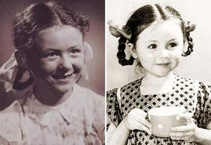 Фото: Наталья в детстве image3.thematicnews.com